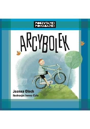 Okładka książki Arcybolek