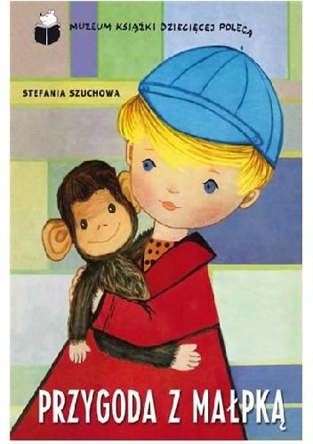 Okładka książki Przygoda z małpką
