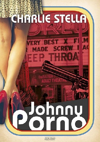 Okładka książki Johnny Porno