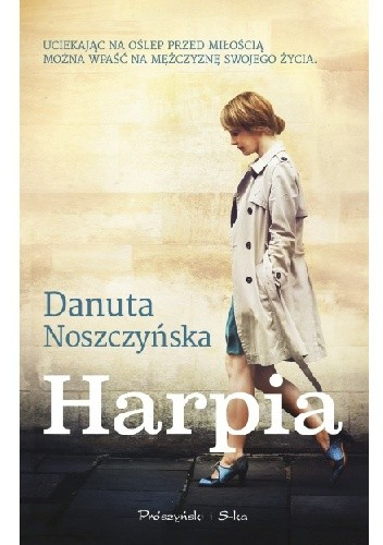 Okładka książki Harpia
