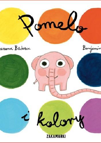 Okładka książki Pomelo i kolory