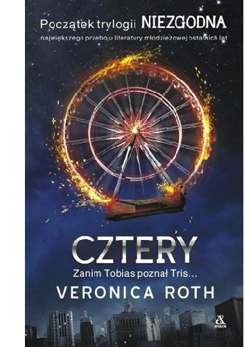 Veronica Roth - Cztery eBook PL