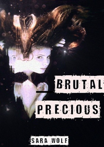 Okładka książki Brutal Precious