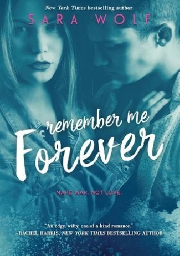 Okładka książki Remember Me Forever