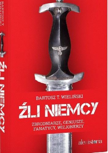 Okładka książki Źli Niemcy