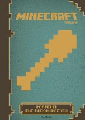 Okładka książki Minecraft. Poradnik dla budowniczych