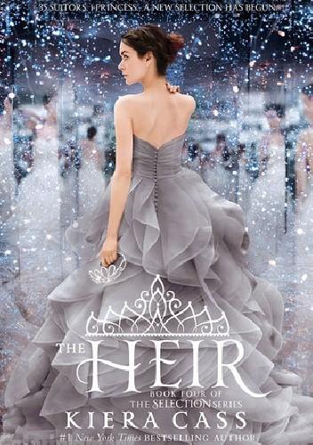 Okładka książki The Heir
