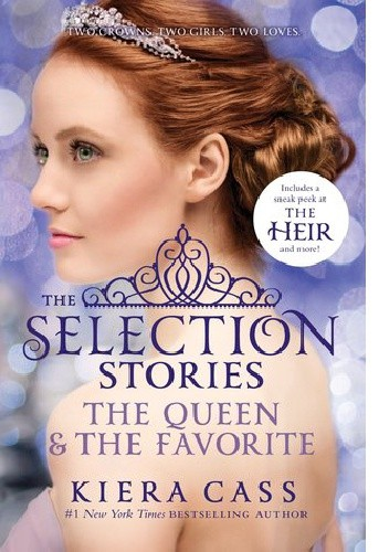 Okładka książki The Selection Stories. The Queen and The Favorite