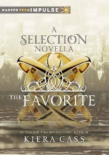 Okładka książki The Favorite