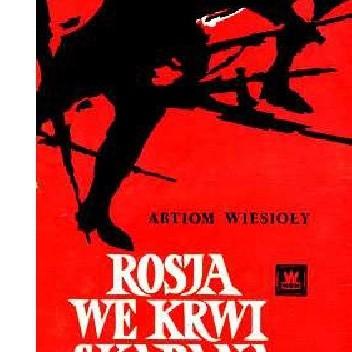 Okładka książki Rosja we krwi skąpana