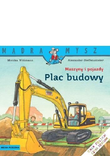 Okładka książki Plac budowy