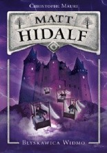 Okładka książki Matt Hidalf i Błyskawica Widmo