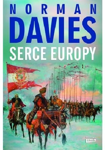 Okładka książki Serce Europy