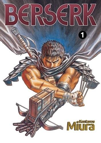 Okładka książki Berserk #1