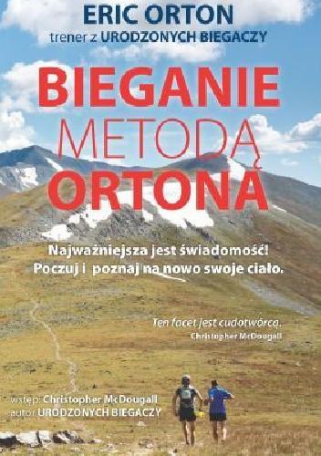 Okładka książki Bieganie metodą Ortona