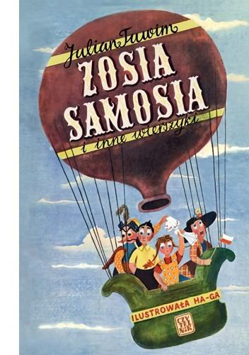 Okładka książki Zosia Samosia i inne wierszyki