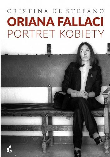 Okładka książki Oriana Fallaci. Portret kobiety