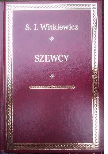 Okładka książki Szewcy