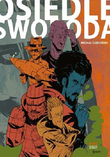 Okładka książki Osiedle Swoboda