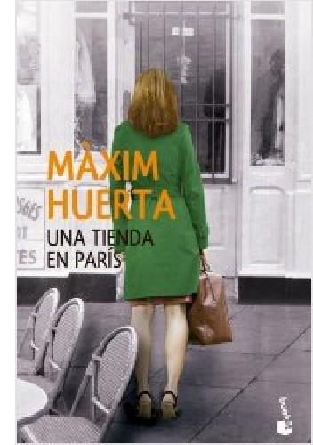 Okładka książki Una tienda en París