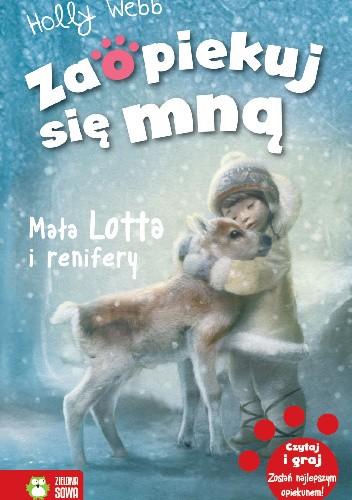 Okładka książki Mała Lotta i renifery