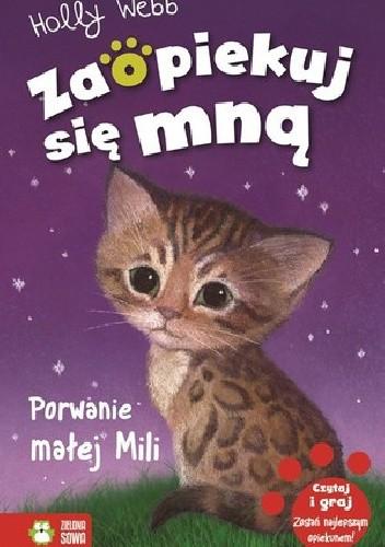 Okładka książki Porwanie małej Mili