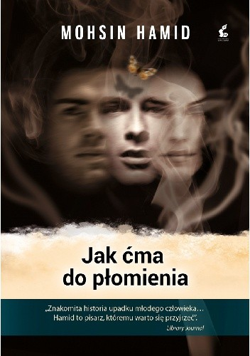 Okładka książki Jak ćma do płomienia