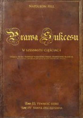 Okładka książki Prawa sukcesu. Tom III i IV