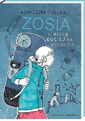 Okładka książki Zosia z ulicy Kociej. Na wycieczce