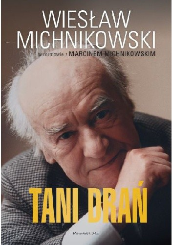 Okładka książki Tani drań