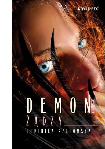 Okładka książki Demon Żądzy