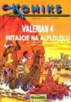 Valerian: Witajcie na Alflololu