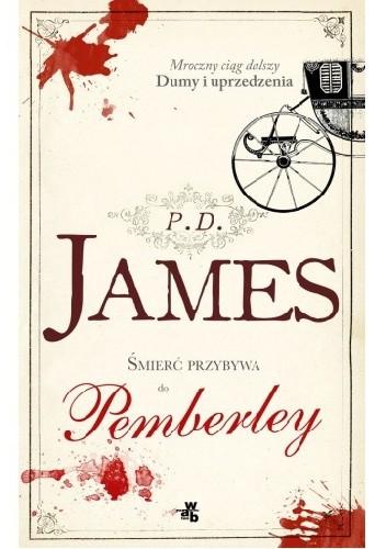 Okładka książki Śmierć przybywa do Pemberley