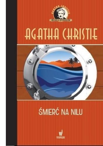 Okładka książki Śmierć na Nilu