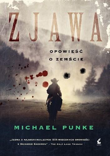 Okładka książki Zjawa. Opowieść o zemście