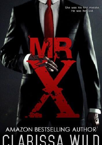 Okładka książki Mr. X