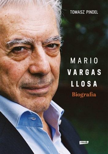 Okładka książki Biografia. Mario Vargas Llosa