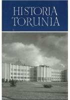 Historia Torunia. W czasach Polski Odrodzonej i okupacji niemieckiej (1920-1945)