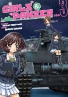 Girls und Panzer t.3