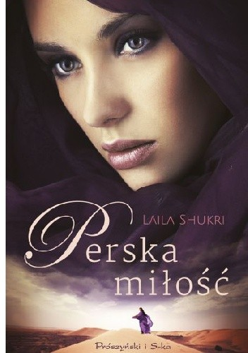 Okładka książki Perska miłość