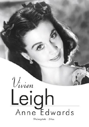 Okładka książki Vivien Leigh