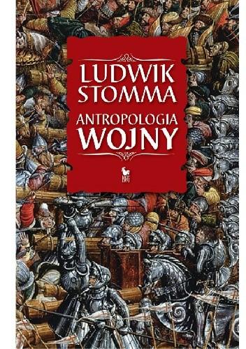 Okładka książki Antropologia wojny