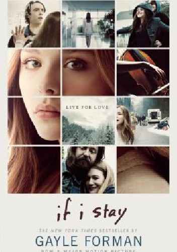 Okładka książki If I Stay