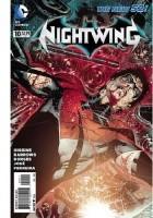 Nightwing. The Tomorrow People
