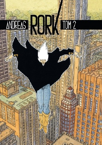 Okładka książki Rork. Integral 2