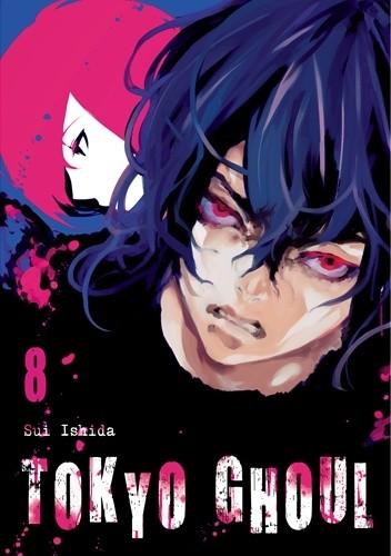 Okładka książki Tokyo Ghoul tom 8