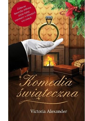Okładka książki Komedia świąteczna