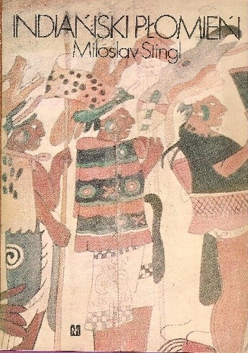 Okładka książki Indiański płomień
