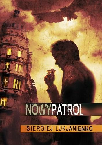 Okładka książki Nowy Patrol