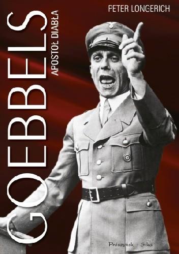 Okładka książki Goebbels. Apostoł diabła